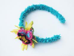 Turquoise Head Accessory