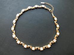 NAPIER Square Necklace