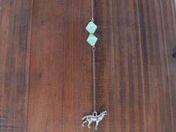 Dog Charm Single Pierced Earring