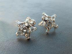 1960s Star Earring