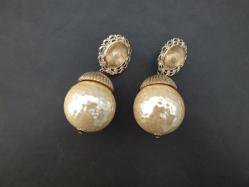 Champagne Gold Earring
