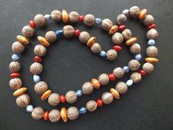 Nuts Parts Necklace