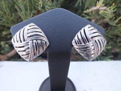 Weave Earring