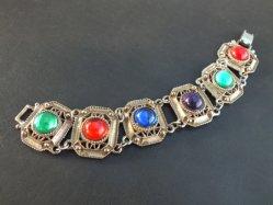 Brilliant Stones Bracelet