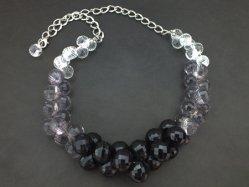 Achromatic Color Necklace