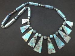 Native Blue Necklace