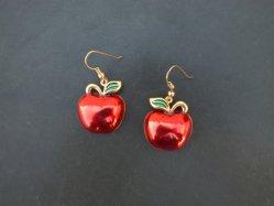 Apple Pierced Earring