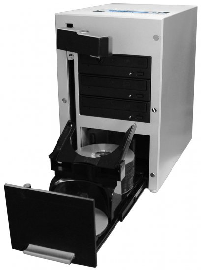 BDデュプリケーター 写楽Pro AUTO60 III BD