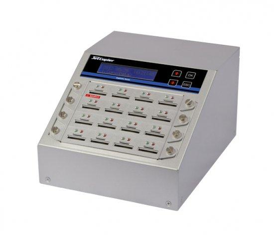 ログ機能付きSDカードデュプリケーター SD写楽SRDSC-15G