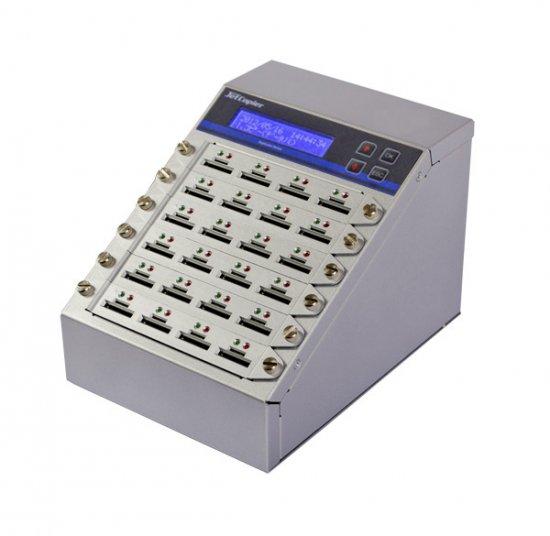 ログ機能付きSDカードデュプリケーター SD写楽SRDSC-23G