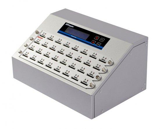 ログ機能付きSDカードデュプリケーター SD写楽SRDSC-31G