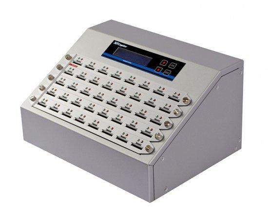 ログ機能付きSDカードデュプリケーター SD写楽SRDSC-39G