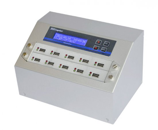 ログ機能付きUSBメモリーデュプリケーター USB写楽SRUBC-9G