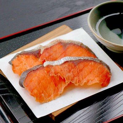 【 限定商品 】 日本酒専用鮭とば100g