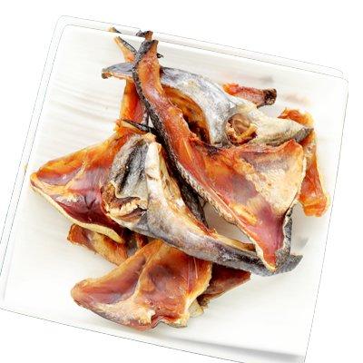 鮭とば(カマ)燻製B品1kg入り
