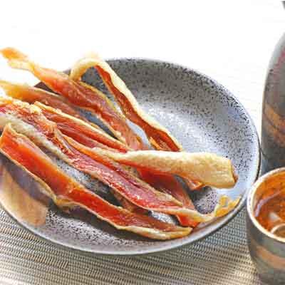 [食べ切りサイズ]鮭とば(ハラス)40g入※食切り商品5つ購入で1つおまけ