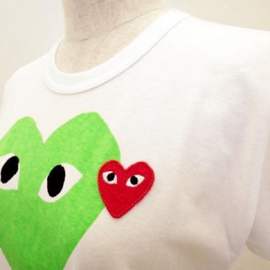 PLAY COMME des GARCONSのTシャツ CdG-AZ-T105-051-3