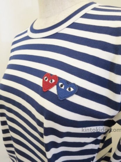 PLAY COMME des GARCONSのTシャツ CdG-AZ-T227-051-1