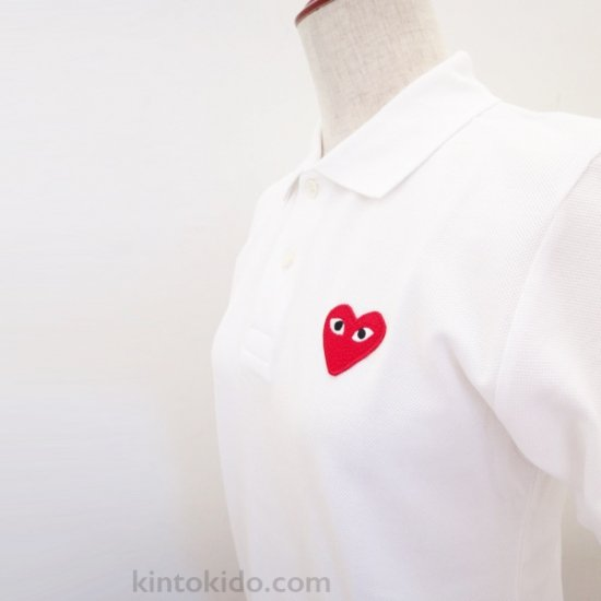 PLAY COMME des GARCONSのポロシャツ CdG-AZ-T005-051-5