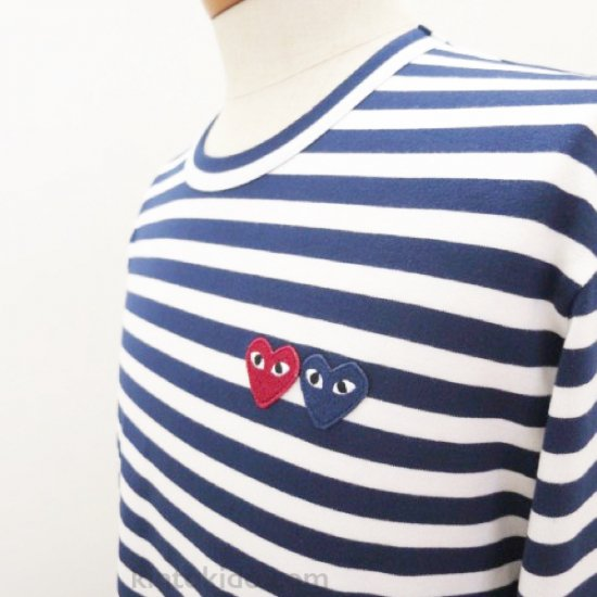 PLAY COMME des GARCONSのTシャツ CdG-AZ-T228-051-1