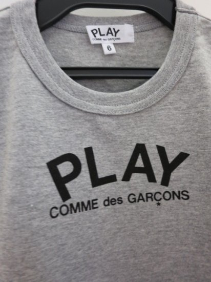 PLAY COMME des GARCONSのTシャツ CdG-AZ-T571-100-1