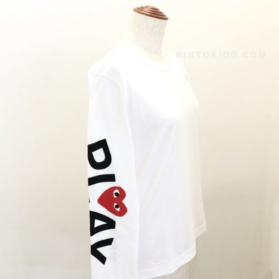 PLAY COMME des GARCONSのTシャツ CdG-AZ-T257-051-1