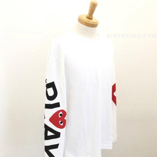 PLAY COMME des GARCONSのTシャツ CdG-AZ-T258-051-1