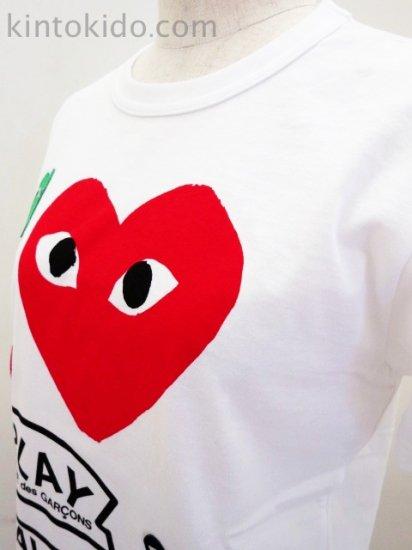 PLAY COMME des GARCONSのTシャツ CdG-AZ-T279-051-1