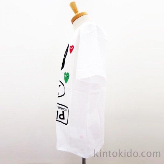 PLAY COMME des GARCONSのTシャツ CdG-AZ-T282-051-1