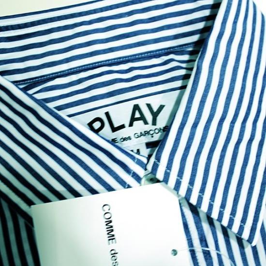 PLAY COMME des GARCONSのシャツ・ブラウス CdG-AZ-B007-051-1