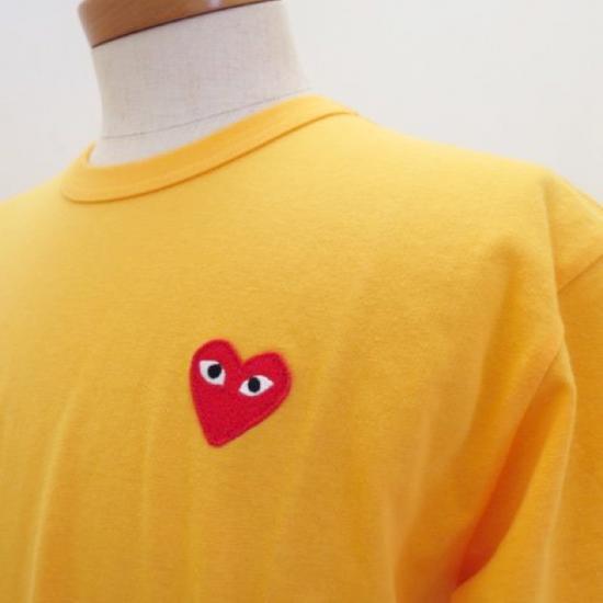 PLAY COMME des GARCONSのTシャツ CdG-AZ-T212-051-2