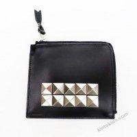 COMME des GARCONS L字型ZIP財布 スタッズ  STUDS WALLET SAJ11310 8Z-K305-051-1<img class='new_mark_img2' src='https://img.shop-pro.jp/img/new/icons15.gif' style='border:none;display:inline;margin:0px;padding:0px;width:auto;' />
