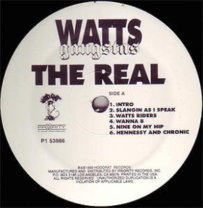 watts gangstas the real