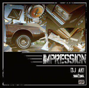 DJ AKI / IMPRESSION (MIX CD)