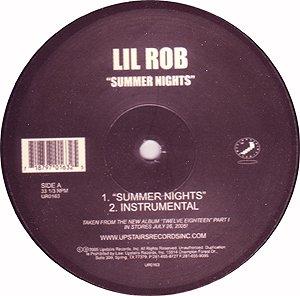 LIL ROB / SUMMER NIGHTS (12