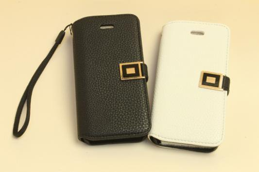 iphone5専用レザーケース2