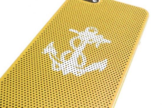 iphone5専用  アルミケース4