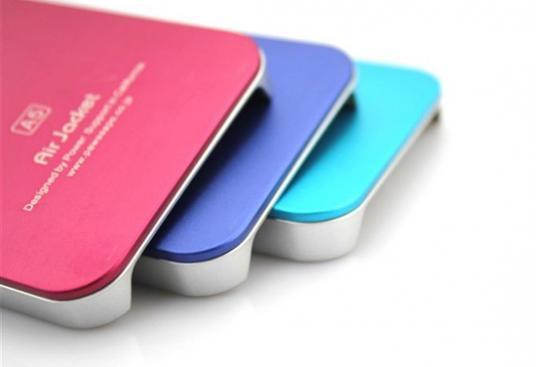 iphone5  アルミケース3