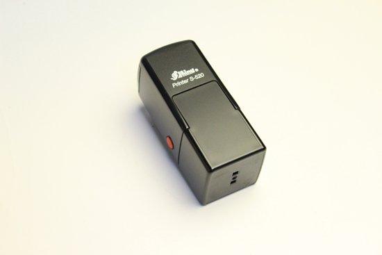 角型スタンプ・ゴム印 20mm4