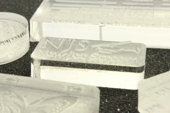 革レザー刻印スタンプのオーダーメイド・アクリルスタンプ3