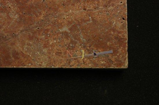 石材への印刷名入れ加工
