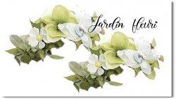 Jardin fleuri*green