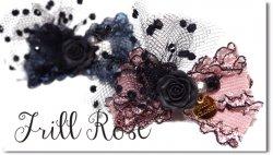 Frill Rose
