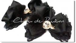 Chou de Ruban*Black
