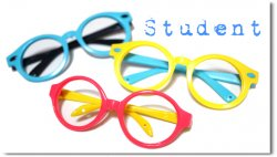 プレゼントに最適!Student*Bicolor