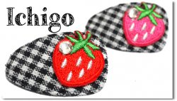 <img class='new_mark_img1' src='https://img.shop-pro.jp/img/new/icons55.gif' style='border:none;display:inline;margin:0px;padding:0px;width:auto;' />Ichigo*Gingham
