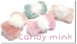 Candy mink