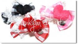 Gingham Heart