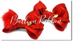 Balloon Ribbon*red