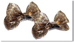 Balloon Ribbon*Leopard